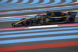 June 22, 2018 - Le Castellet, France - Motorsports: FIA Formula One World Championship 2018, Grand Prix of France, ..#27 Nico Hulkenberg (GER, Renault Sport Formula One Team) (Credit Image: © Hoch Zwei via ZUMA Wire)