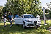 Alfa Romeo Challenge in Cardiff