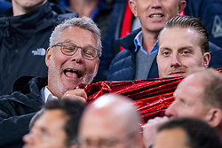 10-04-2019 NED: Champions League AFC Ajax - Juventus,  Amsterdam<br /> Round of 8, 1st leg / Ajax plays the first match 1-1 against Juventus during the UEFA Champions League first leg quarter-final football match / Cees, support