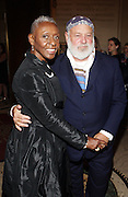 l to r: Bethann Hardison and Bruce Weber at ' The Celebrating Fashion ' A Gala Benefit to support the Gordon Parks Foundation held at Gotham Hall on June 2, 2009 in New York City. ..The Gordon Parks Foundation-- created to preserve the work of groundbreaking African American Photographer and honor others who have dedicated their lives to the Arts--presents the Gordon Parks Award to four Artists who embody the principals Parks championed in his life.