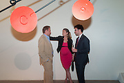 TOMASO CREMONESI; CATALINA MARCH; RODRIGO CORTES;, Pilar Ordovas hosts a Summer Party in celebration of Calder in India, Ordovas, 25 Savile Row, London 20 June 2012