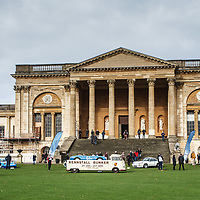 Rennsport Collective at Stowe House, Buckinghamshire, UK, on 1 November 2020