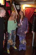 Tatum Mazilli. Shanghai Tang opening. Sloane St. 11 April 2001. © Copyright Photograph by Dafydd Jones 66 Stockwell Park Rd. London SW9 0DA Tel 020 7733 0108 www.dafjones.com