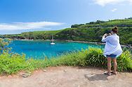 Honolua Bay, Maui, Hawaii