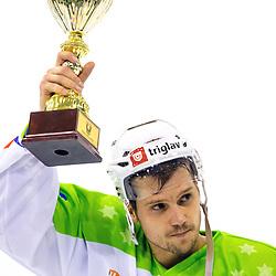 20141108: SLO, Ice Hockey - EIHC TURNIR 2014, Slovenia vs Austria