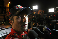 MOTORSPORT - WORLD RALLY CHAMPIONSHIP 2011 - WALES RALLY GB / RALLYE DE GRANDE-BRETAGNE - CARDIFF (GBR) - 10 TO 13/11/2011 - PHOTO : FRANCOIS BAUDIN / DPPI - LOEB SEBASTIEN (FRA) - CITROËN DS 3 WRC - CITROËN TOTAL WRT - AMBIANCE PORTRAIT