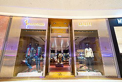 Billionaire boutique at Dubai Mall Fashion Avenue , Downtown Dubai, United Arab Emirates