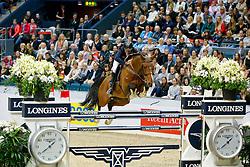 Lynch Denis, (IRL), All Star<br /> Longines FEI World Cup Jumping Final II<br /> © Dirk Caremans