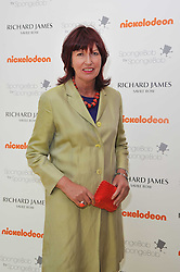 JANET STREET-PORTER at a party to launch a range of SpongeBob SquarePants suits and accessories designed by Richard James in partnership with Nickelodeon held at Richard James, 29 Savile Row, London W1 on 11th May 2011.