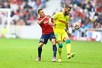 Jonathan Delaplace (Lille) vs Lucas Deaux (Nantes)
