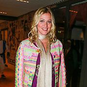 NLD/Amsterdam/20130526 - Toppers in Concert 2013, zwangere Liza Smit - Plat