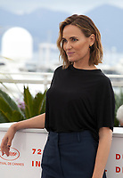 Actress Judith Godreche at The Climb film photo call at the 72nd Cannes Film Festival, Friday 17th May 2019, Cannes, France. Photo credit: Doreen Kennedy