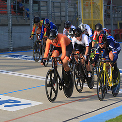 10-10-2020: Wielrennen: EK Baan: Fiorenzurola<br /> Danique Hengveld pakt medaille op EK Baan