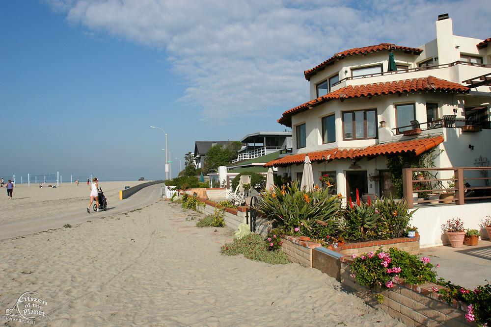 Mission Beach Park, San Diego, California (SD)