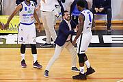 Magro Alessandro e Hunt Dario, GERMANI BASKET BRESCIA vs EA7 EMPORIO ARMANI OLIMPIA MILANO, gara 3 Semifinale Play off Lega Basket Serie A 2017/2018, PalaGeorge Montichiari (BS) 28 maggio 2018 - FOTO: Bertani/Ciamillo