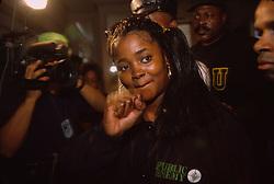 Sister Souljah, New York, 16/06/1992