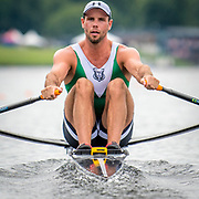 Male rowers
