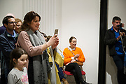31/01/2018  retro free : Launch of Wide Eyes, a unique one-off European arts extravaganza for babies and children aged 0 – 6. Hosted by Baboró, Wide Eyes will take place in Galway till Sun 4 February. This imaginative programme will feature 15 new theatre and dance shows from some of Europe's finest creators of Early Years work from Austria, Belgium, Denmark, Finland, France, Germany, Hungary, Italy, Poland, Romania, Slovenia, Spain, Sweden, UK and Ireland. For more see www.wideeyesgalway.ie<br /> <br /> Wide Eyes will welcome almost 200 artists and arts professionals from almost 20 countries to enthral and engage children over four jam-packed days. Photo:Andrew Downes, XPOSURE