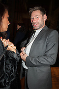 MAT COLLISHAW; CLAUDIA CARGNEL, Opening of Morris Lewis: Cyprien Gaillard. From Wings to Fins, Sprüth Magers London Grafton St. London. Afterwards dinner at Simpson's-in-the-Strand hosted by Monika Spruth and Philomene Magers.