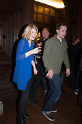 JODIE WHITTAKER, The Almeida Theatre  celebrates Mike Attenborough's 11 brilliant years as Artistic Director. Middle Temple Hall,<br /> Middle Temple Lane, London, EC4Y 9AT