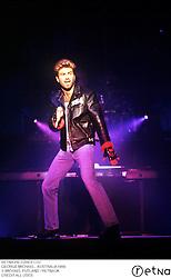 February 26, 2011 - London, England, United Kingdom - GEORGE MICHAEL,  AUSTRALIA1988...© MICHAEL PUTLAND / RETNAUK..CREDIT ALL USES (Credit Image: © Avalon via ZUMA Press)