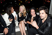 """EDWARD TRICOMI; LINDA VOJTOVA; URSULA DAMANI,  Andy Valmorbida hosts party to  honor artist Raphael Mazzucco and Executive Editors Jimmy Iovine and Sean ÒDiddyÓ Combs with a presentation of works from their new book, Culo by Mazzucco. Dinner at Mr.ÊChow at the W South Beach.Ê2201 Collins Avenue,Miami Art Basel 2 December 2011<br /> EDWARD TRICOMI; LINDA VOJTOVA; URSULA DAMANI,  Andy Valmorbida hosts party to  honor artist Raphael Mazzucco and Executive Editors Jimmy Iovine and Sean """"Diddy"""" Combs with a presentation of works from their new book, Culo by Mazzucco. Dinner at Mr.Chow at the W South Beach.2201 Collins Avenue,Miami Art Basel 2 December 2011"""