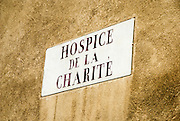 Marseille, France hospice de la Charite