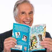 Portrait of actor and author Henry Winkler at his home in Brentwood, California for Costco. LICENSING INQUIRIES: PLEASE CONTACT ME DIRECTLY USING THE CONTACT MENU OPTION.