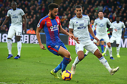 December 26, 2018 - London, England, United Kingdom - London, England - 26 December, 2018.Crystal Palace's Andros Townsend.during English Premier League between Crystal Palace and Cardiff City at Selhurst Park stadium , London, England on 26 Dec 2018. (Credit Image: © Action Foto Sport/NurPhoto via ZUMA Press)