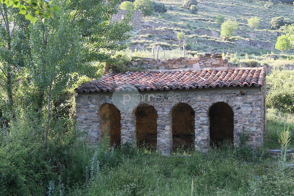 Lavadero. El Villar de Enciso. La Rioja ©Daniel Acevedo / PILAR REVILLA