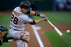Buster Posey, 2017