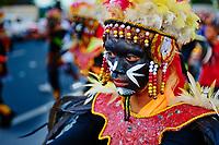 Philippines, ile de Luzon, Manille, Procession religieuse pour Santo Nino // Philippines, Luzon island, Manila, Santo Nino procession
