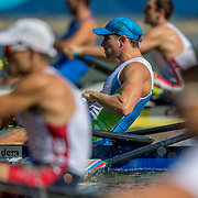 SCULLING mens at U23 Worlds 17