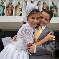 Maria Jose y Luis
