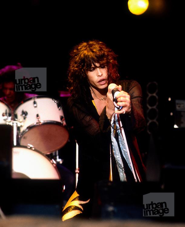 Aerosmith Live in London 1980