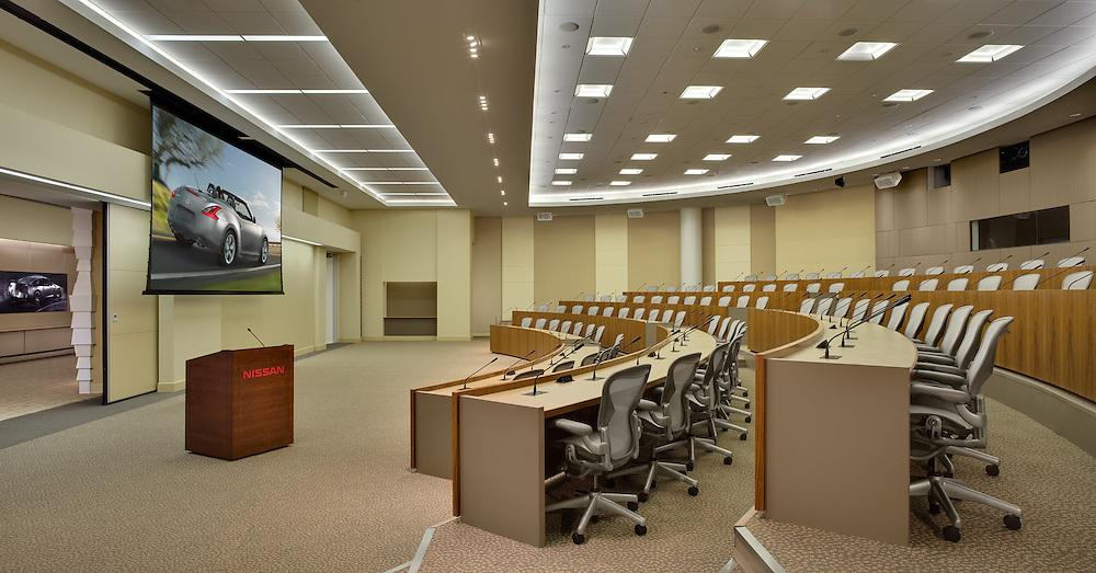 Nissan USA Headquarters Conference Room - Franklin, TN