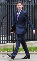 Downing Street, London, October 25th 2016. Attorney General Jeremy Wright arrives at 10 Downing Street for the weekly cabinet following a Heathrow Third Runway Sub-Committee meeting at the same venue.