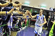 Giacomo Devecchi, Commando Ultra' Dinamo<br /> Banco di Sardegna Dinamo Sassari - Scavolini Banca Marche VL Pesaro<br /> Legabasket Serie A Beko 2012-2013<br /> Sassari, 24/02/2013<br /> Foto L.Canu / Ciamillo-Castoria