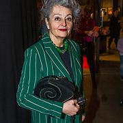 NLD/Amsterdam/20190228 - inloop Amsterdamse première musical Soof, Maroeska Metz