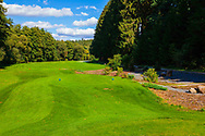 18-09-2015: Golf & Spa Resort Konopiste in Benesov, Tsjechië.<br /> Foto: Prachtige bosholes