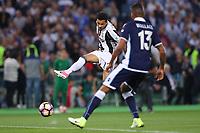 Gol di Daniel Alves Da Silva Juventus goal celebration  <br /> Roma 17-05-2017 Stadio Olimpico.<br /> Football Calcio Finale Coppa Italia / Italy's Cup Final 2016/2017. Juventus - Lazio<br /> Foto Cesare Purini / Insidefoto