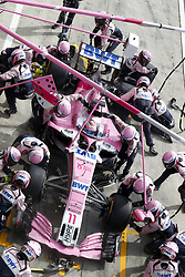 September 2, 2018 - Monza, Italy - Motorsports: FIA Formula One World Championship 2018, Grand Prix of Italy, .#11 Sergio Perez (MEX, Racing Point Force India F1 Team) (Credit Image: © Hoch Zwei via ZUMA Wire)