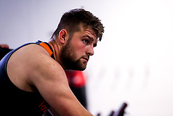 Matt Moulds of Worcester Warriors during preseason training ahead of the 2019/20 Gallagher Premiership Rugby season - Mandatory by-line: Robbie Stephenson/JMP - 06/08/2019 - RUGBY - Sixways Stadium - Worcester, England - Worcester Warriors Preseason Training 2019