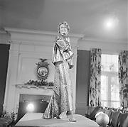 """Y-580916B-09. """"Fashion show. Waverley Country Club. September 16, 1958"""""""