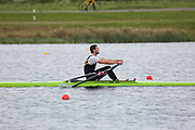 Race: 49  Challenge 1x  Final<br /> <br /> Wallingford Regatta 2018<br /> <br /> To purchase this photo, or to see pricing information for Prints and Downloads, click the blue 'Add to Cart' button at the top-right of the page.