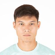THAILAND - APRIL 09: Patiwat Khammai #1 of Samut Prakan City FC on April 09, 2019.<br /> .<br /> .<br /> .<br /> (Photo by: Naratip Golf Srisupab/SEALs Sports Images/MB Media Solutions)