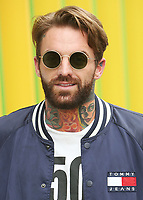 Aaron Chalmers, Geordie Shore 15 - Series Launch Photocall, MTV HQ, London UK, 29 August 2017, Photo by Brett D. Cove