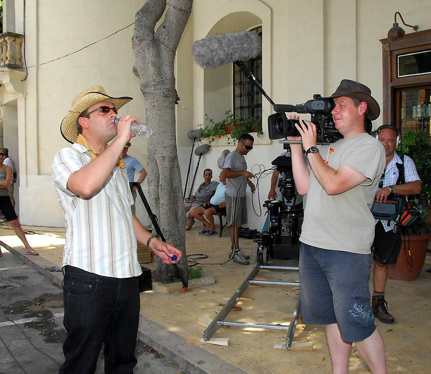 Simon Gregson from  <br />Coronation Street on a shoot in Malta   <br /><br />Code - 346842<br /><br />www.expresspictures.com<br />Express Syndication<br />+44 870 211 7661/2764/7903/7884/7906<br /><br /> *** Local Caption ***