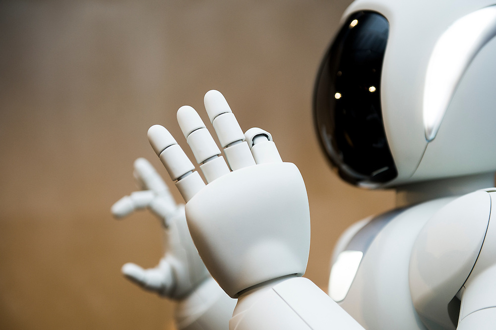 Brussels, Belgium, 13 july 2014<br /> Honda - Asimo<br /> Photo: Ezequiel Scagnetti / Babylonia - Creative Affairs Bureau