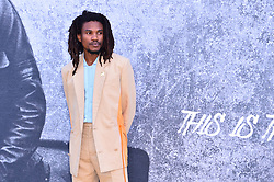 Sheldon Shepherd attending the premiere of Yardie at the BFI Southbank, London. Picture date: Tuesday August 21st, 2018. Photo credit should read: Matt Crossick/ EMPICS Entertainment.